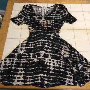FINAL PRICE. Tie Dye Dress